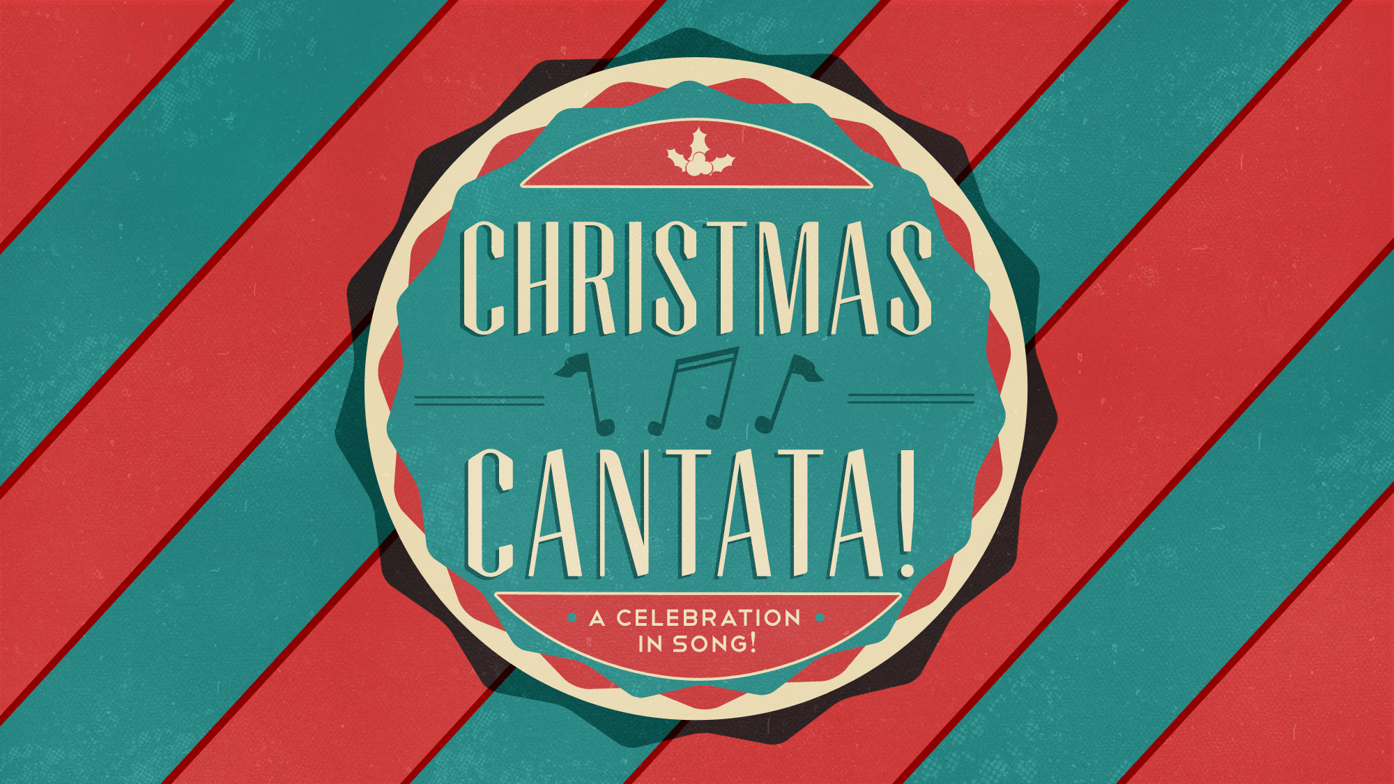 Christmas Cantata during Worship this Sunday