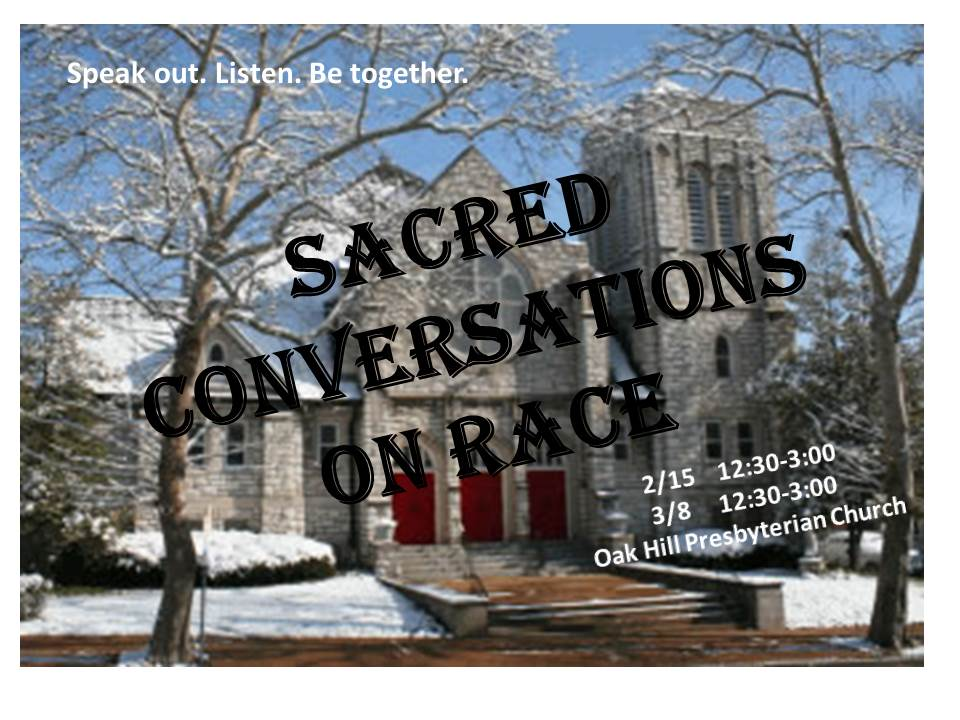 Sacred Conversations on Race
