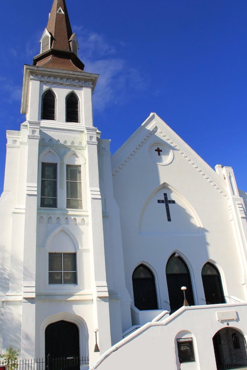 "Praying for ""Mother Emanuel"" AME"